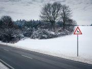 Glatteis, Winter