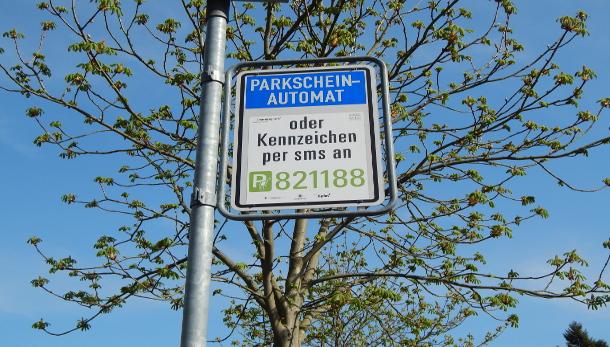 Parkplatz Schweinfurt