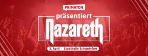 PRIMATON präsentiert Nazareth