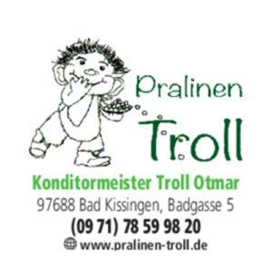 pralinen troll