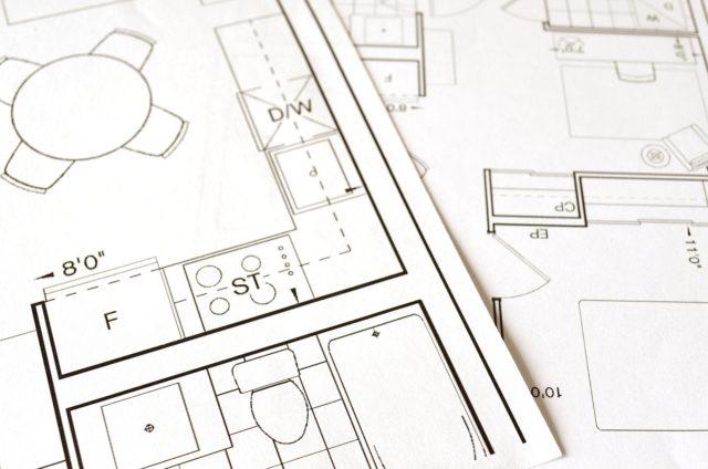 Bauplan, Bauen, modernisierung